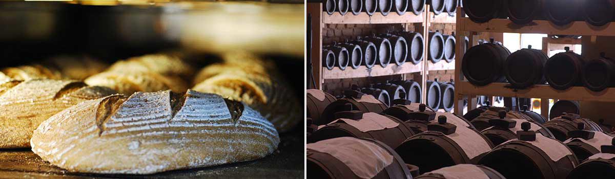 Agrobiodiverso pane e aceto balsamico