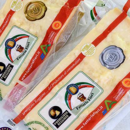 Parmigiano Reggiano DOP NO OGM