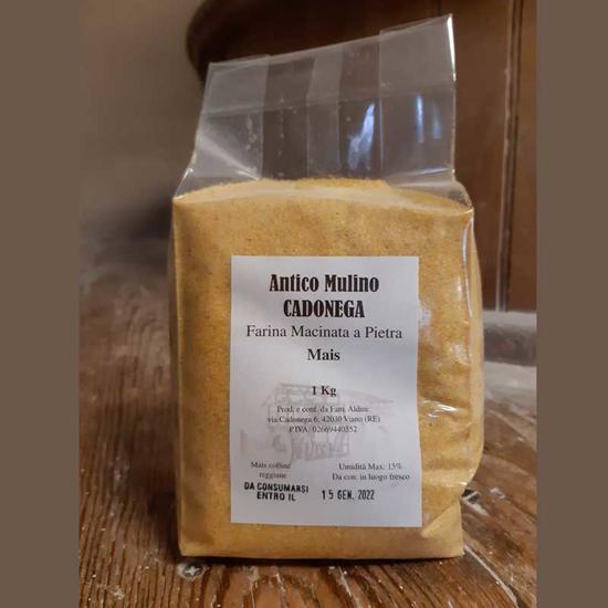 Farina di mais per polenta 1 Kg