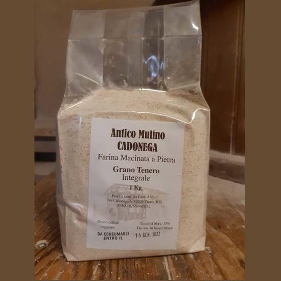 Farina grano tenero integrale 1 Kg