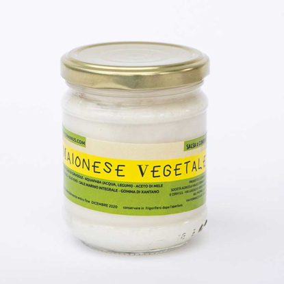 Maionese vegetale 160 g